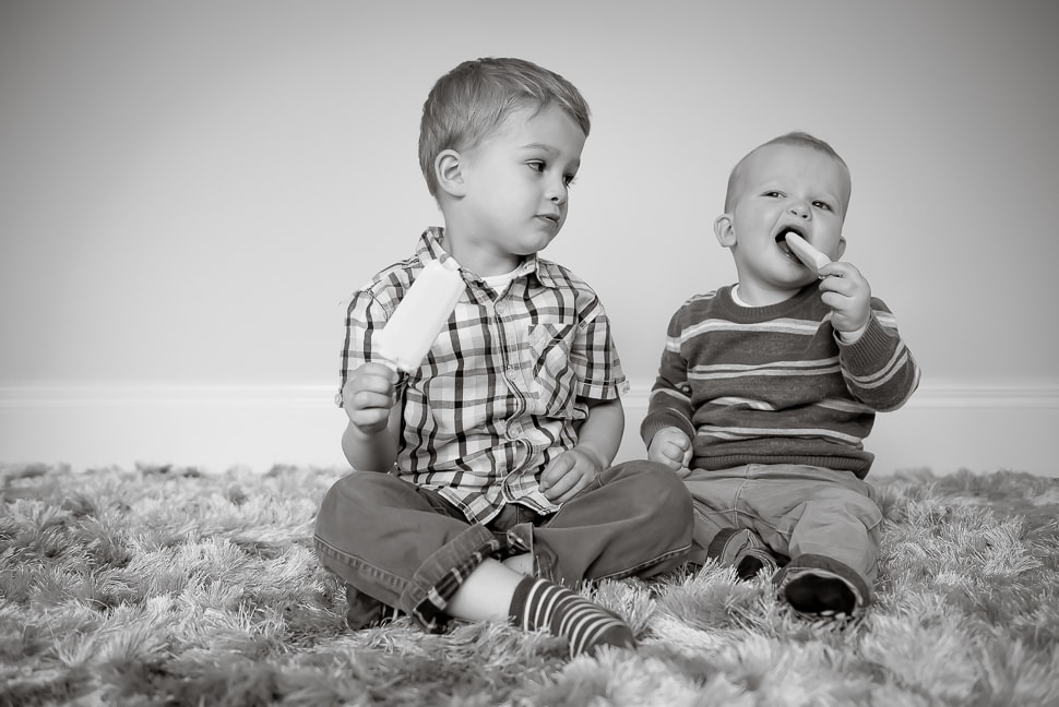 East Molesey family photographer: The Kenny family
