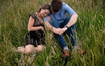 Hertfordshire maternity photographer: Natalie & Luke