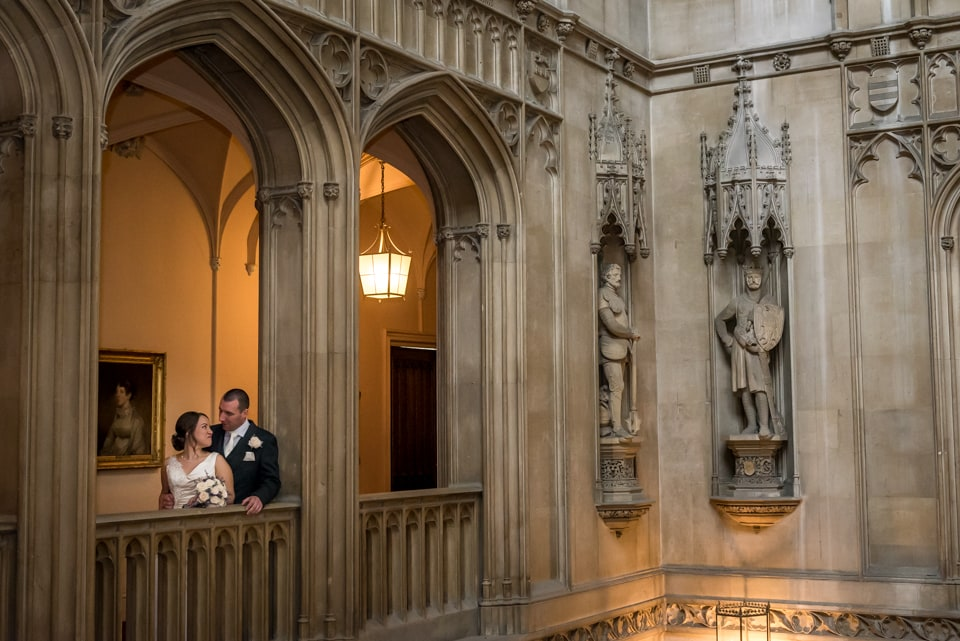 Ashridge House wedding photographer: Katherine & Jonny