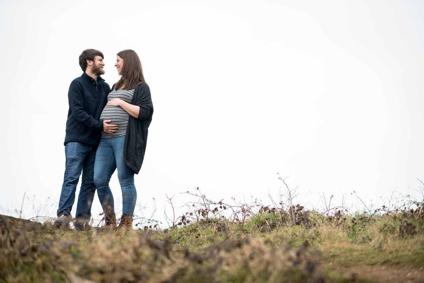 Hertfordshire maternity newborn photographer