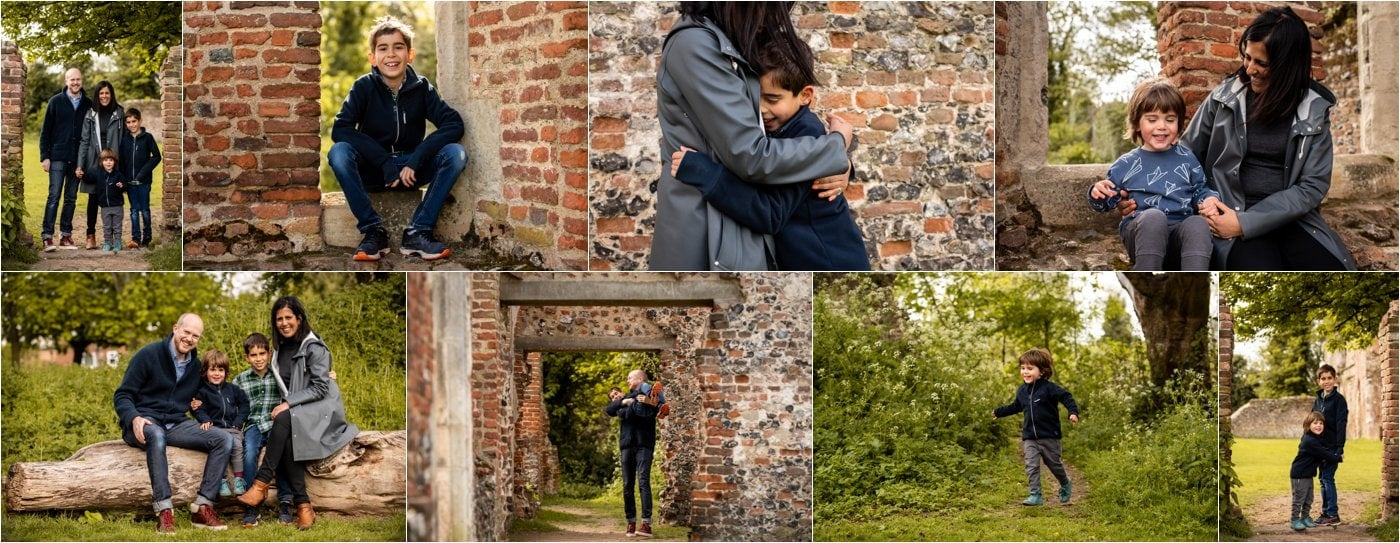 relaxed st albans family photo session