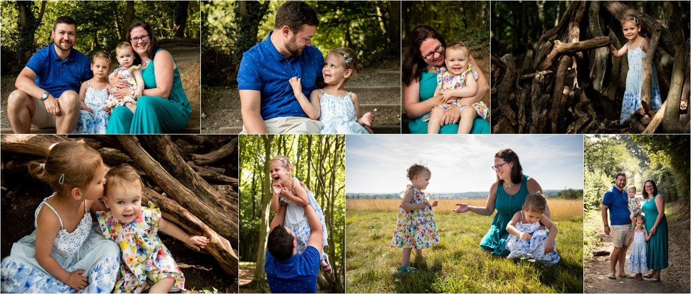 st albans summer family photography shoot