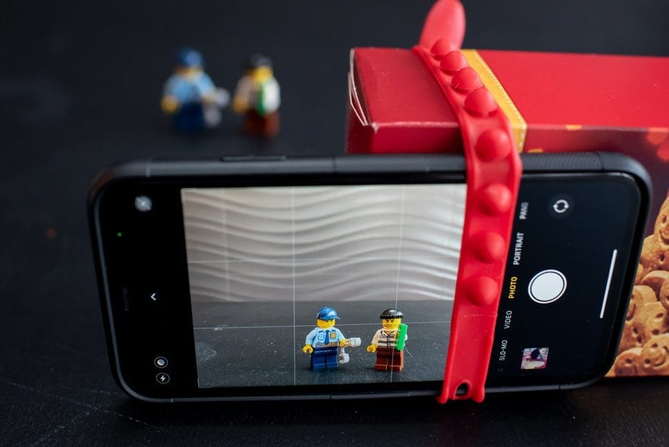 simple stop motion animation with iphone