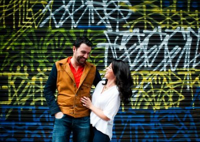 laughter filled engagement photos st albans