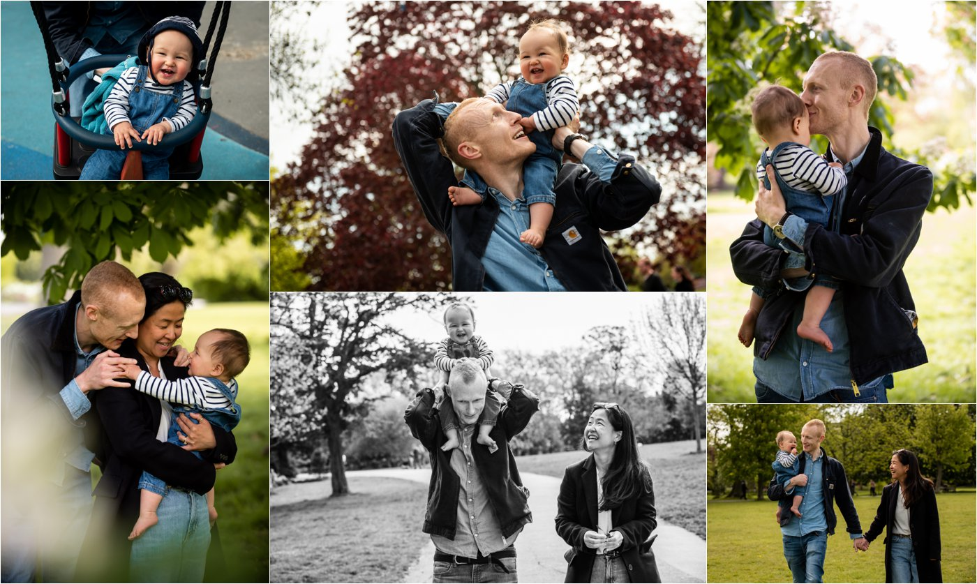 fun St Albans baby photography