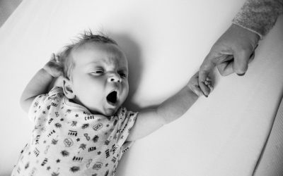 Five easy photos to take of your newborn (with minimal effort!)