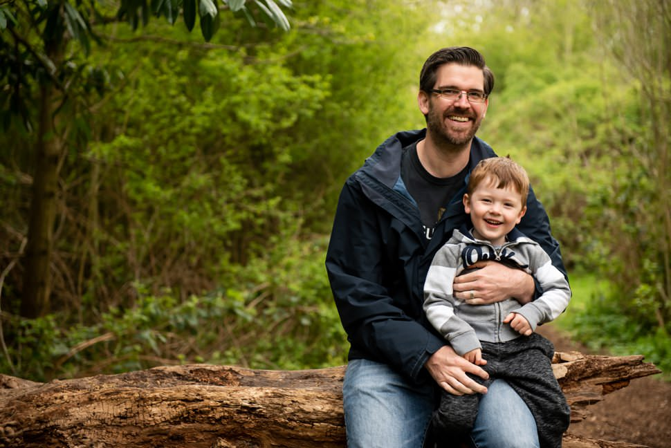 outdoor family photo shoot St Albans