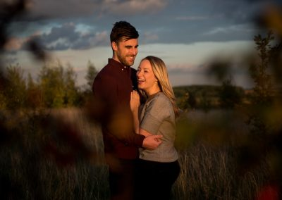 bride to be with groom to be st albans