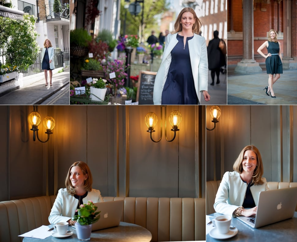elegant london business corporate shoot